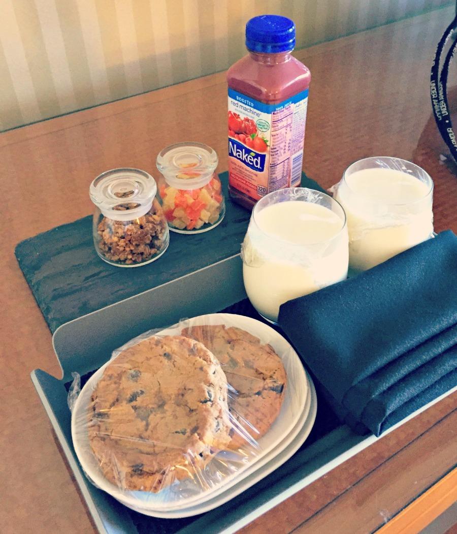 Swissotel Chicago Milk Cookies Granola