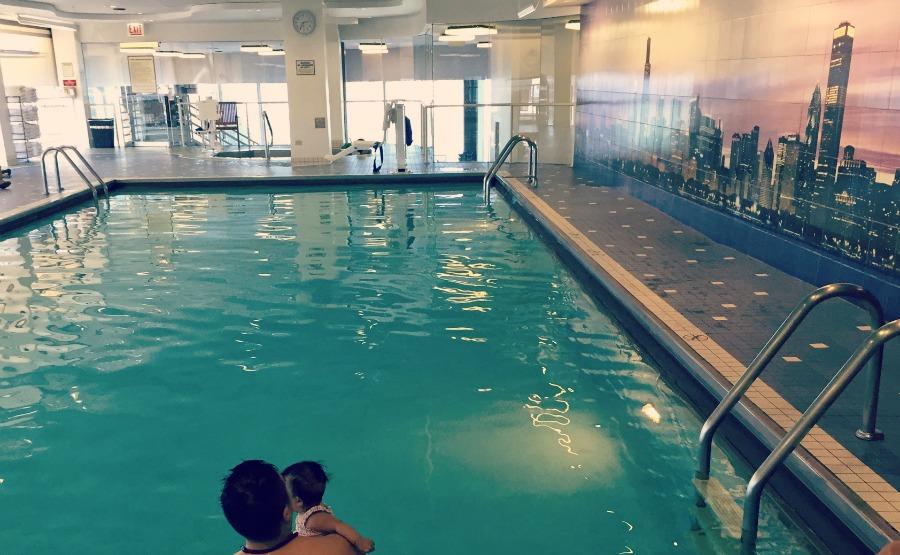 Swissotel Chicago Pool
