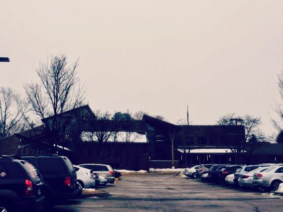 Barrington Area Library Building