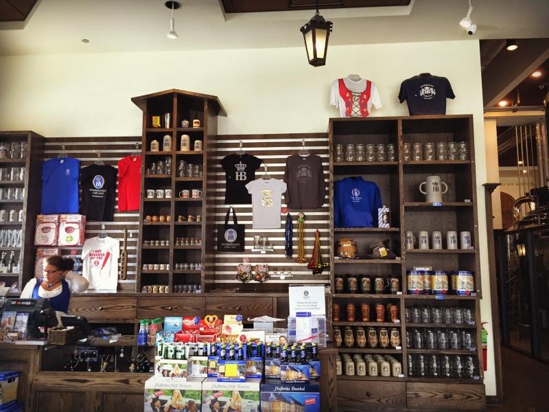 Hofbrauhaus Chicago Gift Shop
