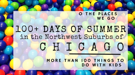 100 Days of Summer in the Northwest Suburbs of Chicago