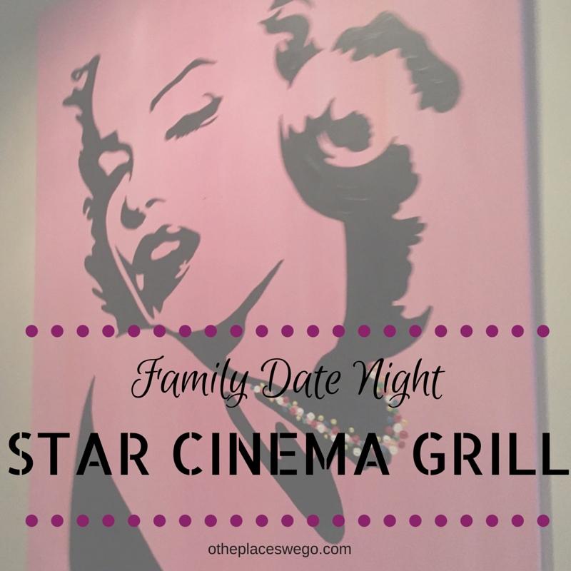 Star Cinema Grill Movie Theater Main