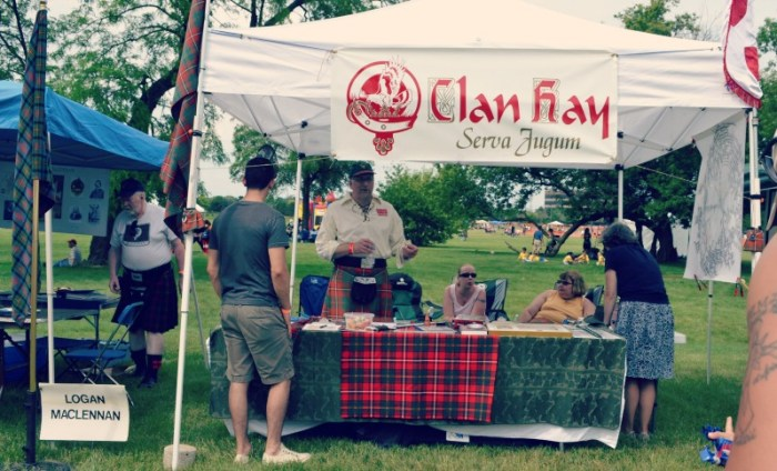 Highland and Scots Festival Clan