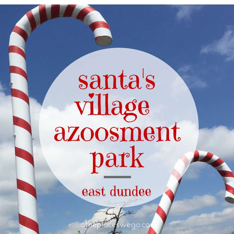 Review of santas villageazoosment park East Dundee Illinois