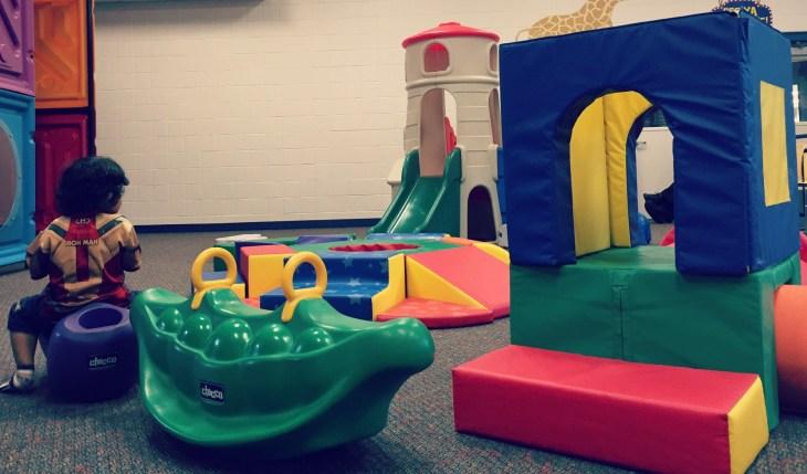 Jumps n Jiggles Elk Grove Village Playground Kiddie
