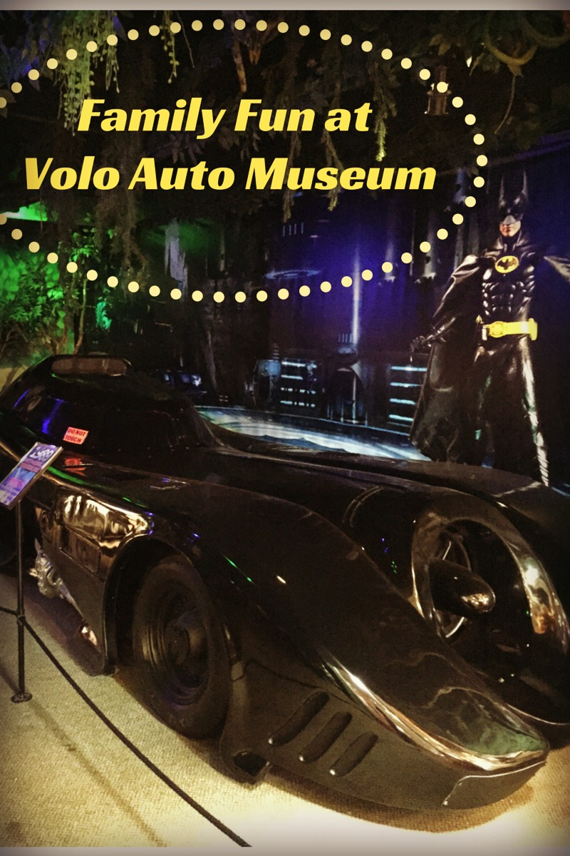 Family Fun Review: Volo Auto Museum
