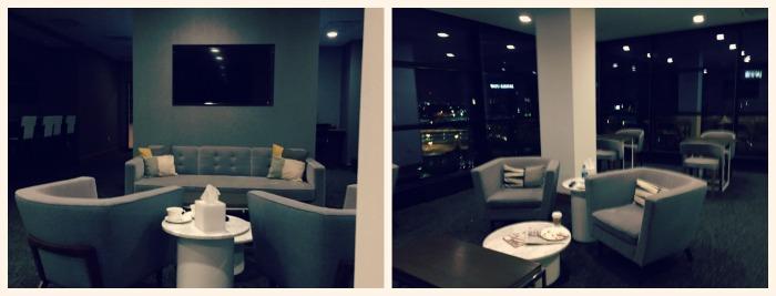Le Meridien Chicago Oak Brook Club Lounge