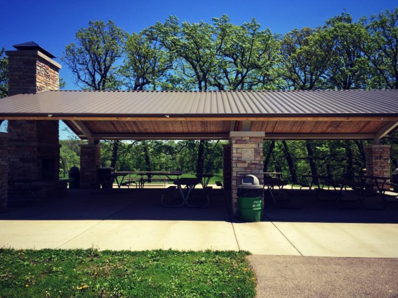 Veteran Acres Park in Crystal Lake, Illinois