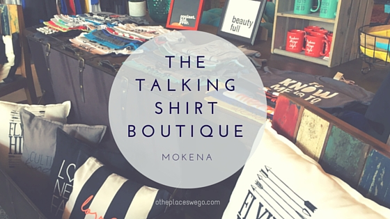 The Talking Shirt Boutique in Mokena {plus Giveaway!}