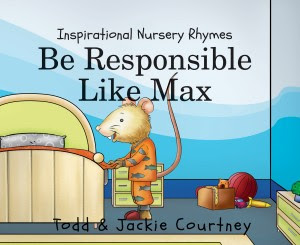 Book Review: Be Responsible Like Max