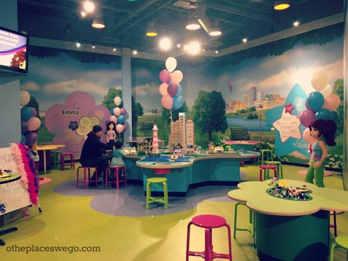 Legoland Discovery Center Chicago - Heartlake City