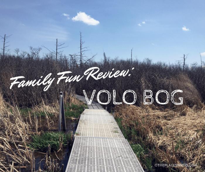 Family fun in Volo Bog, a hidden outdoor gem in Illinois