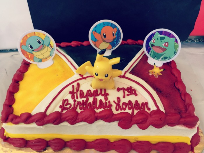 Party on with a Pokemon birthday party O the Places We Go