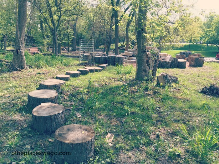 Wahoo Woods Dundee - Logs