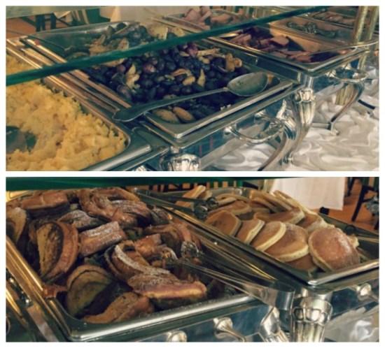 Grand Hotel Mackinac Island - Breakfast Buffet