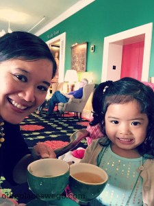 Grand Hotel Mackinac Island - Girls Afternoon Teatime