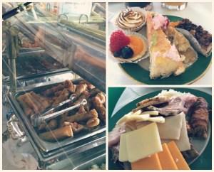 Grand Hotel Mackinac Island - Grand Luncheon Buffet