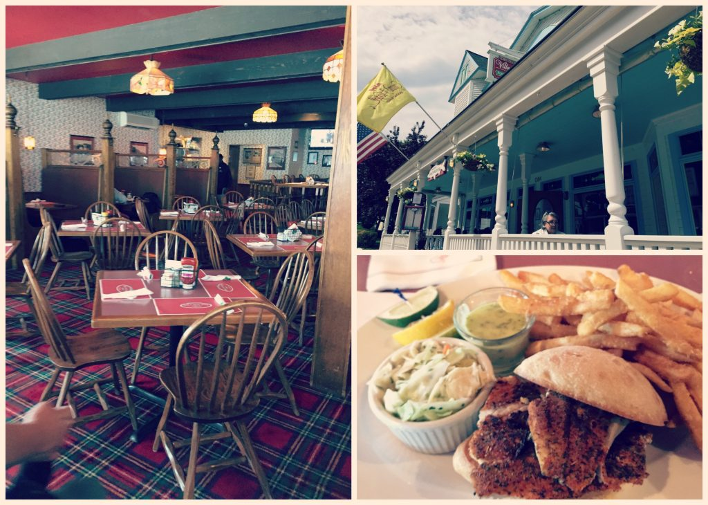 Grand Hotel Mackinac Island - Village Inn Restaurant