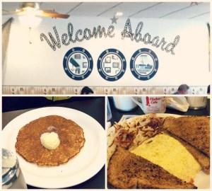 Family Friendly Ludington - Brendas Harbor Cafe