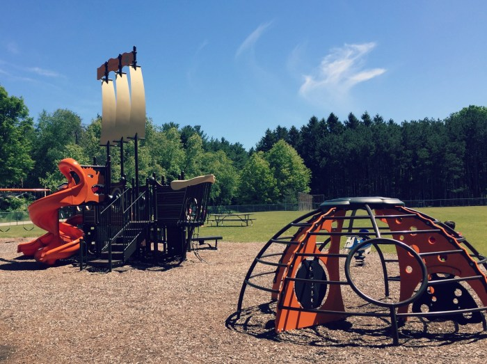 Family Friendly Ludington - Summit Park Playground