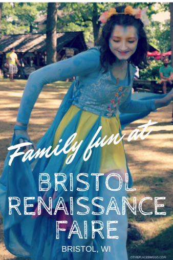 Family fun at Bristol Renaissance Faire in Wisconsin, #1 Renaissance Faire in the nation!