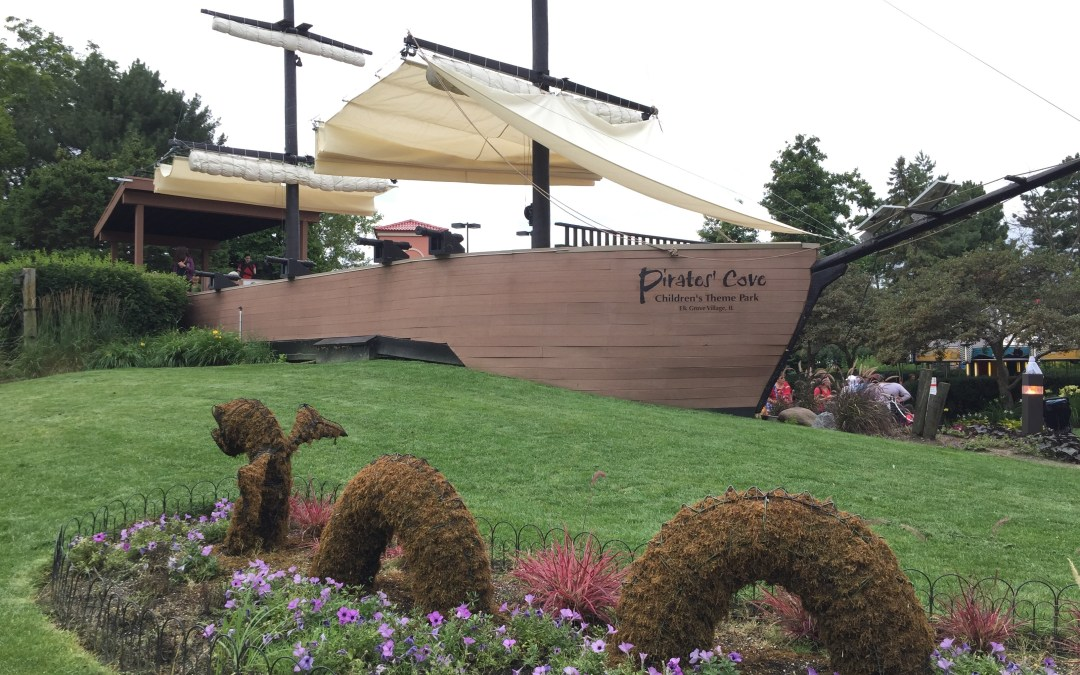 Family Fun Review: Revisiting Pirates' Cove Children's Theme Park in Elk Grove Village