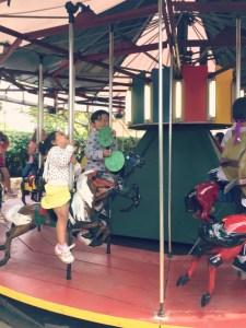 Pirates Cove Theme Park Elk Grove Village - Carousel