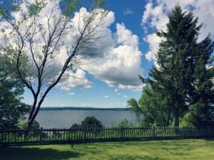 Road to Ludington Michigan - Petoskey Sunset Park