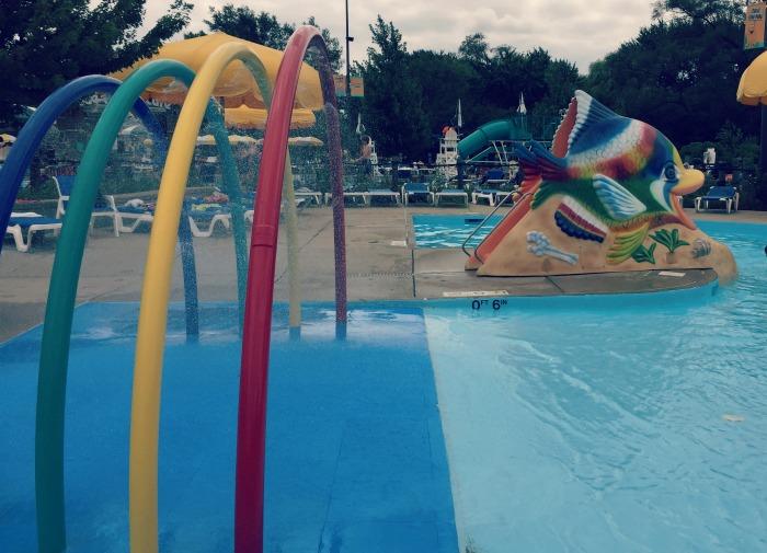Rainbow Falls Waterpark
