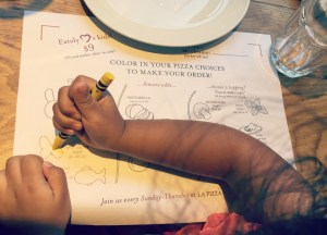 Family dining at Eataly Chicago