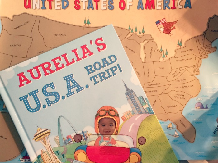 My U.S.A Road Trip Gift Set: Why this personalized gift set ROCKS and GIVEAWAY