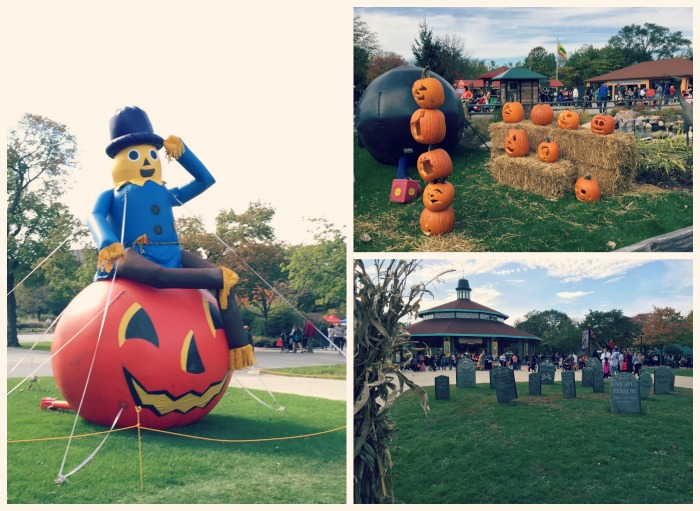 Halloween Fun at Boo! at the Zoo with Ferrara Candy