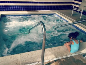 Hotel review of Eaglewood Resort and Spa in Itasca, Chicago Suburb