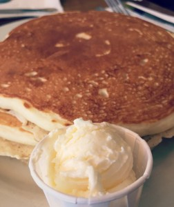 The best pancakes can be found at Millie's Pancake Shoppe in Addison