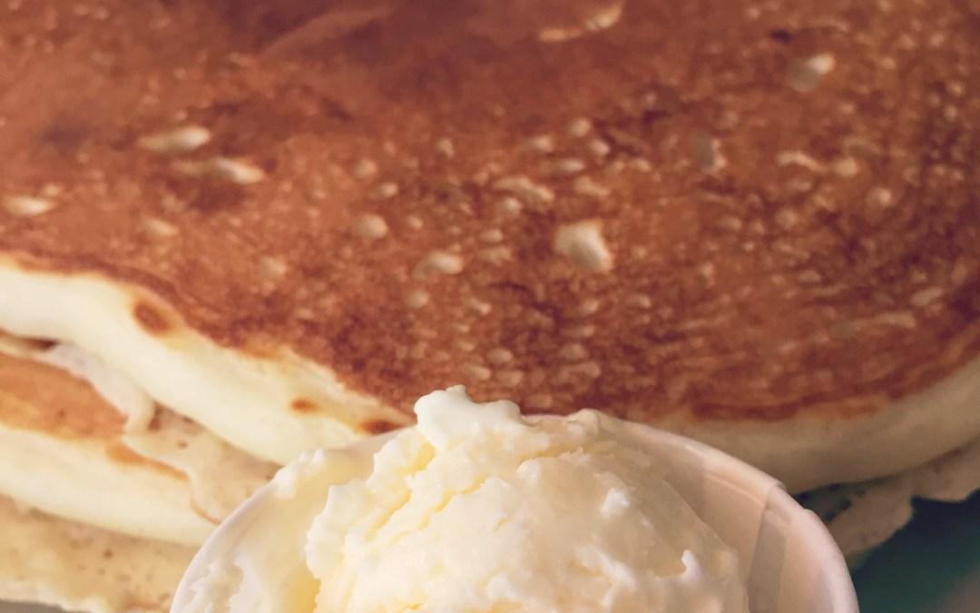 The best buttermilk pancakes: Millie's Pancake Shoppe