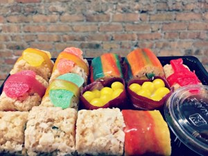 The Heart of Europe Cafe - Sweet Sushi Factory - Barrington, Illinois