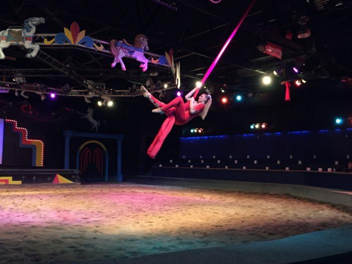 Dancing Horses Theatre Lake Geneva - Acrobatics