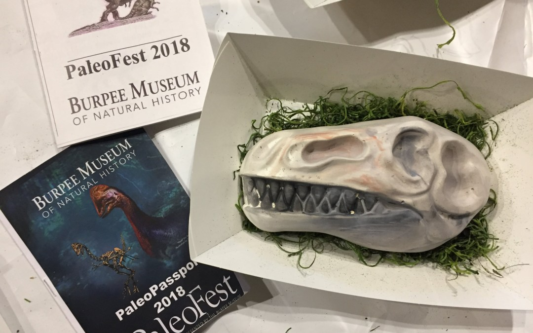 Paleofest at Burpee Museum: A must for dinosaur lovers