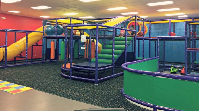 Tyke Play, another great choice for indoor playground fun in the Northwest suburbs of Chicago.