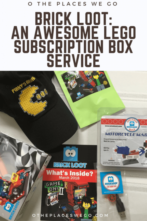 Our review of Brick Look, a LEGO subscription box service. Plus a Q&A with the 13-year-old CEO, Parker Krex.