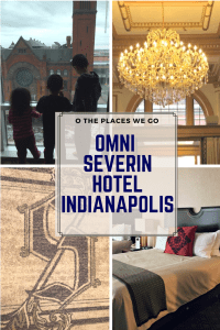 Omni Severin Hotel Indianapolis, Indy's longest running luxury hotel