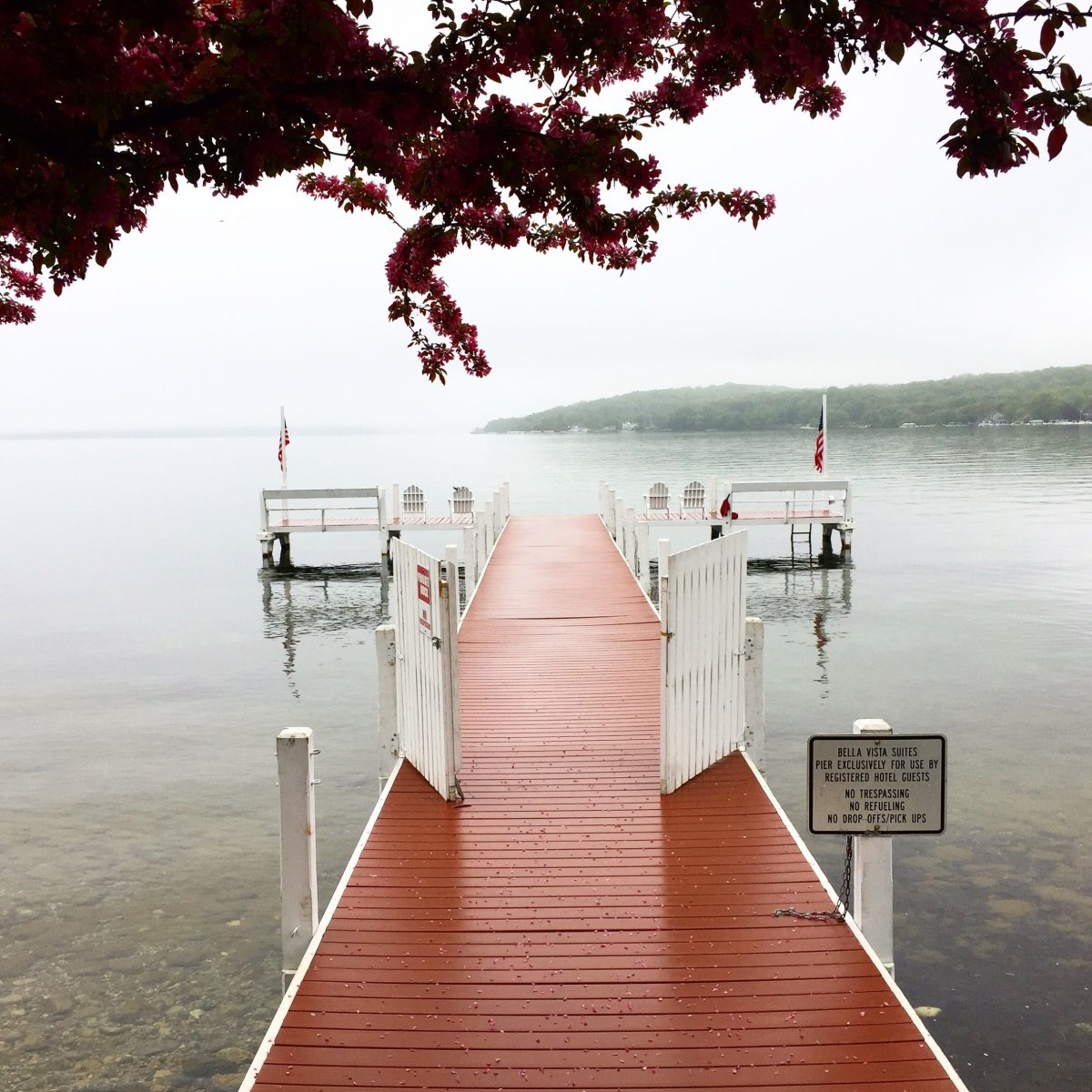 A quick summer escape to Lake Geneva, Wisconsin