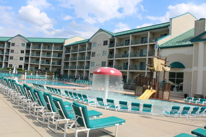 A fun, family friendly stay at The Cove in Lake Geneva, Wisconsin.