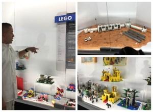 A sneak peek at Blocks to Bricks Museum at Woodfield Mall in Schaumburg.