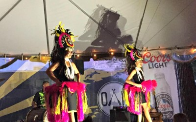 Broken Oar: Luau Wednesdays are made for families