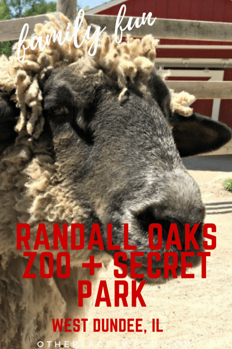 Family fun at Randall Oaks Zoo and Secret Park.