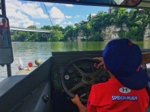 Family Fun in Chattanooga, Tennessee including a visit to the Rock City.