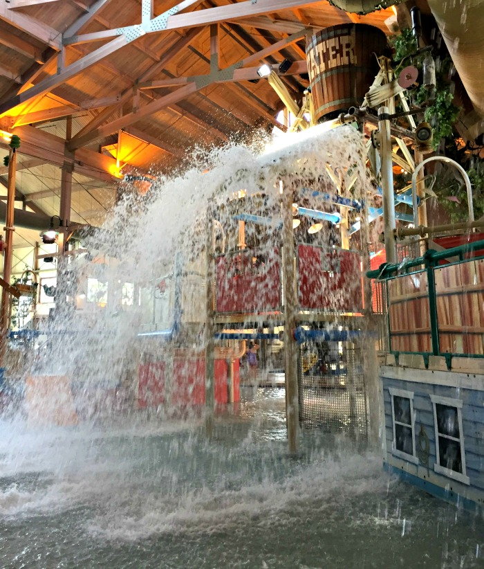 A fun stay at the recently renovated Ingleside Hotel and Waterpark in Pewaukee, a suburb of Milwaukee.