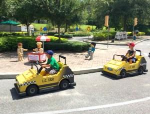 Family fun in Central Florida including Le