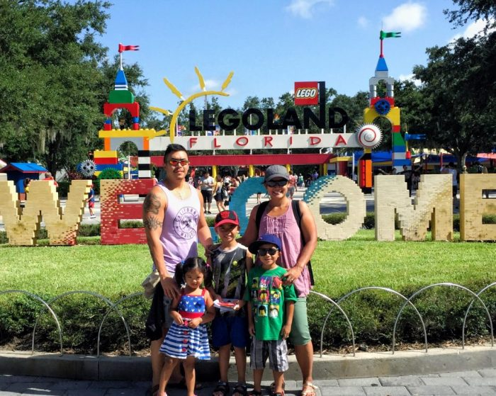 Family fun in Central Florida including Legoland Florida Resort.